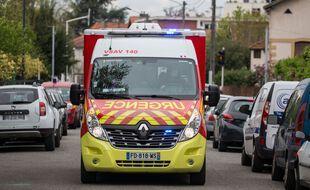 Intervention de sapeurs pompiers de Toulouse (Illustration).