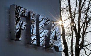 Le siège de la Fifa à Zurich, le 17 décembre 2015.