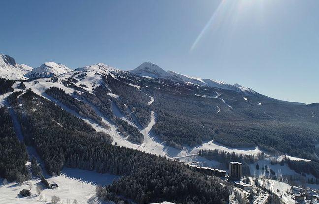 Le domaine skiable de Villard-de-Lans.