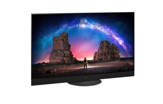 Le téléviseur JZ2000 de Panasonic disponible au printemps.