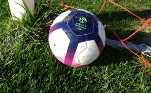 Le ballon officiel de Ligue 1.