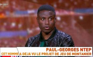 Paul-Georges Ntep, l'attraction n°1 du Stade Rennais.
