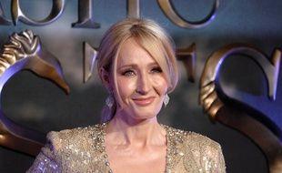 L'auteur J.K. Rowling