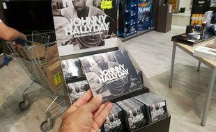 L'album posthume de Johnny s'est déjà vendu à plus de 600.000 exemplaires.