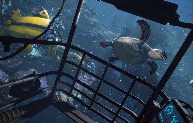 PlayStation Worlds vous invite à une longue descente vers le fond des océans. Une expérience contemplative.