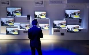 Les ventes de téléviseurs ont légèrement repris en 2014. Elles devraient désormais se stabiliser.