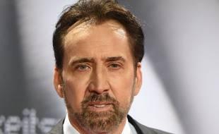 L'acteur Nicolas Cage