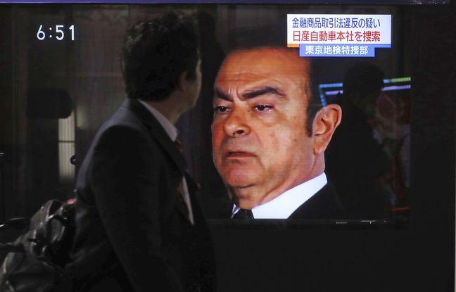 VIDEO. Affaire Carlos Ghosn: Le PDG de Renault inculpé pour abus de confiance et revenus minorés Nouvel Ordre Mondial, Nouvel Ordre Mondial Actualit�, Nouvel Ordre Mondial illuminati