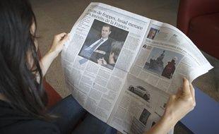 Interview de Bachar al-Assad dans le journal «Le Figaro» du 3 septembre 2013.