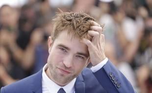 Robert Pattinson le 25 mai au Festival de Cannes