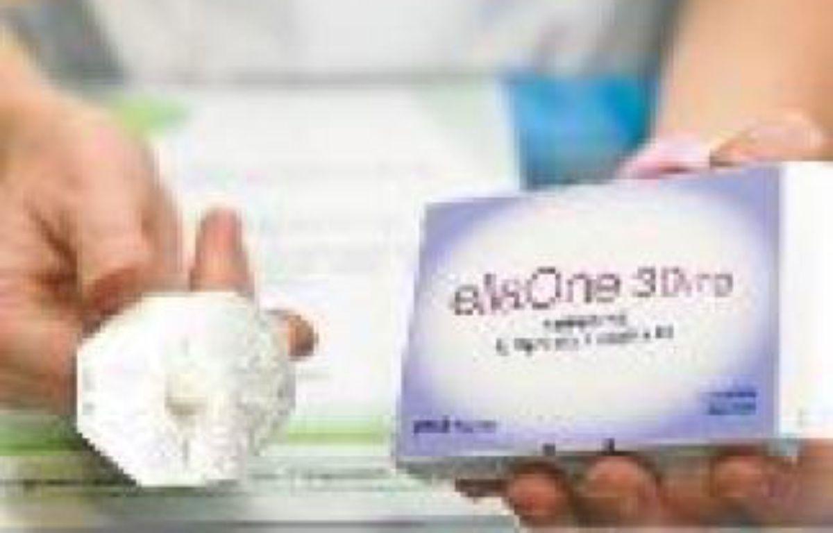 La pilule EllaOne n'est disponible que sur ordonnance. –  V. WARTNER / 20 MINUTES