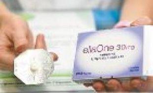 La pilule EllaOne n'est disponible que sur ordonnance.