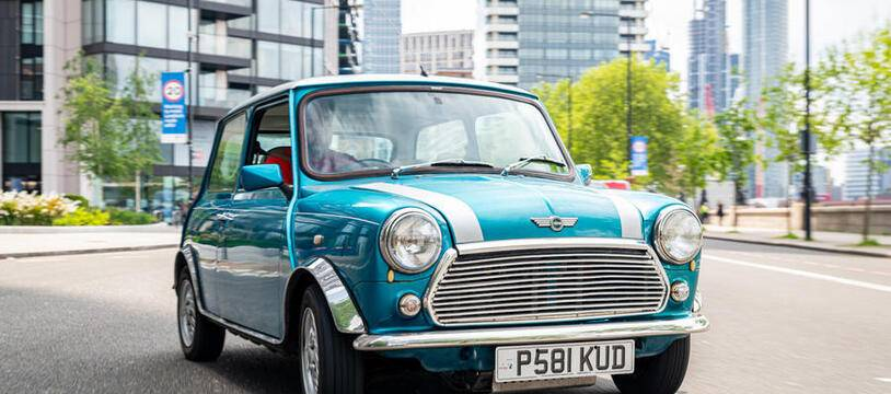Mini by London Electric Cars