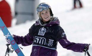 La skieuse Sarah Burke est décédée le 19 janvier 2012, après une grave chute dans l'Utah, le 10 janvier.