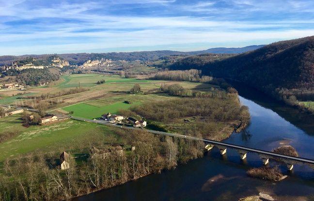 Dordogne: La colère des entreprises après l'arrêt du chantier du contournement de Beynac