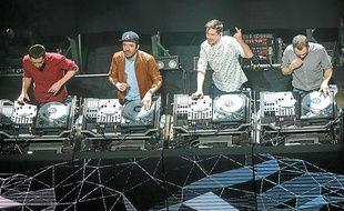 De retour à Nantes, les quatre DJs ont fait salle comble deux soirs de suite.