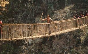 Indiana Jones et le temple maudit a été tournée au Sri Lanka et non pas en Inde