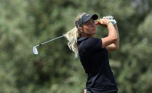La Sud-Coréenne Choi Na-yeon, la Norvégienne Suzann Pettersen et l'Anglaise Jodi Ewart Shadoff ont pris la tête du Kraft Nabisco, premier tournoi du Grand Chelem de la saison en golf féminin, jeudi à l'issue du 1er tour à Rancho Mirage (Californie).
