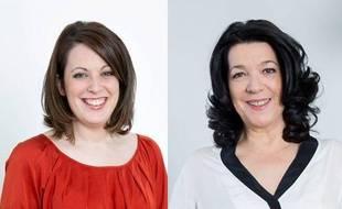 Emilie et Jocelyne, les deux nouvelles Nannies d'M6