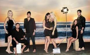 """Hollywood Girls"", émission de ""scripted reality"" sur NRJ 12."