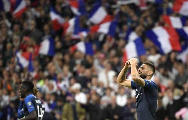 France-Albanie: Ikoné le scénariste, Giroud et son «bilan carré», Lloris un peu dég'... Les petites histoires d'après-match