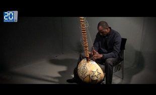 Ballaké Sissoko au studio 20 Minutes