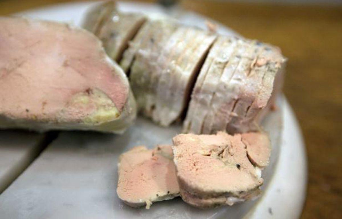 Du foie gras. – Benedicte Desrus / Sipa Press