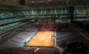 Le stade Pierre Mauroy est devenu le temple du tennis français