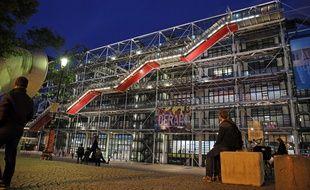 La chenille du Centre Pompidou sera rouverte en septembre 2020.