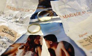 Habiter ensemble avant le mariage favoriserait le divorce.