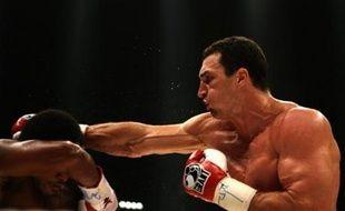 L'Ukrainien Vladimir Klitschko, champion IBF des lourds depuis avril 2006, a mis en place à l'occasion de son combat contre le Russe Sultan Ibragimov, tenant du titre WBO, le 23 février à New York, une opération caritative, a-t-il annoncé mercredi sur son site internet.