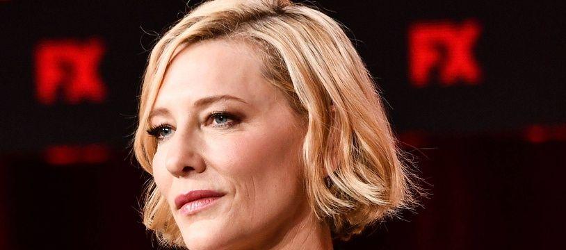 Cate Blanchett le 9 janvier 2020, à Los Angeles.
