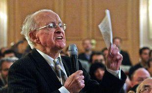 Le négationniste Robert Faurisson est mort.