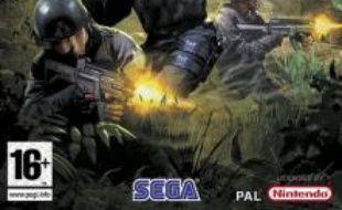 """Jaquette de """"Ghost Squad"""" de Sega, sur Wii"""
