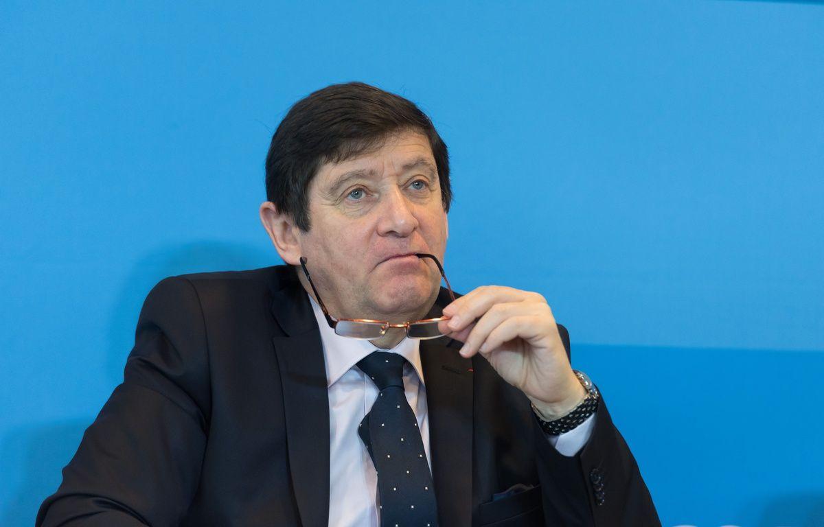 Patrick Kanner, ministre de la Ville, de la Jeunesse et des Sports. – SIPA