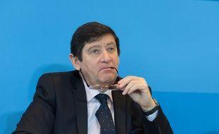 Patrick Kanner, ministre de la Ville, de la Jeunesse et des Sports.