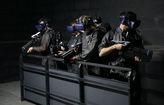 Le jeu Mutation intègre la VR