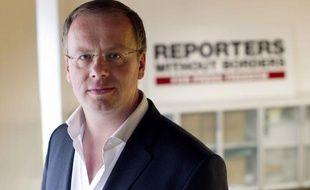 Christophe Deloire, directeur général de Reporters Sans Frontières.