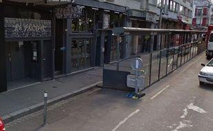 La discothèque Le Pacific à Lorient.