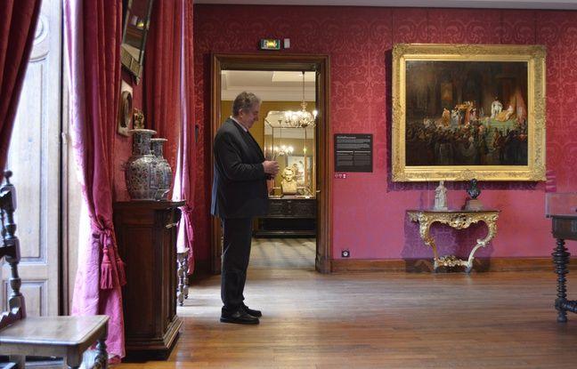 10 heures. Le musée Victor Hugo est prêt à ouvrir ses portes au public.