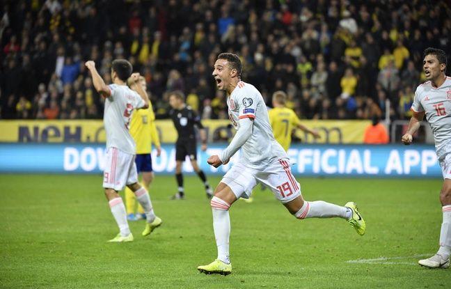 Qualifications à l'Euro 2020: L'Espagne accroche la Suède mais perd de Gea sur blessure
