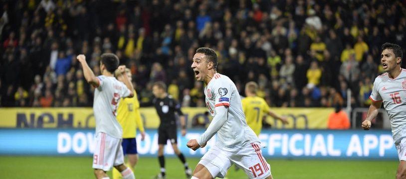 Rodrigo envoie la Roja à l'Euro.