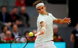 Le merveilleux coup-droit de Roger Federer