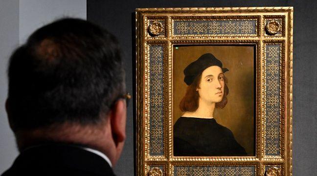 Le visage du peintre Raphaël a été reconstitué en 3D
