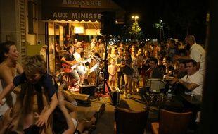 L'ambiance sera-t-elle au rendez-vous de la fête de la musique 2020 ? (sur cette photo c'était à Paris en 2017.