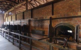 Le Musée de Majdanek, à Lublin, dans l'est de la Pologne.