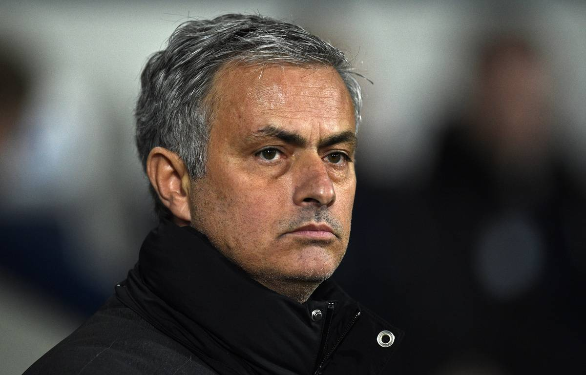 Pas content, José – Oli SCARFF / AFP