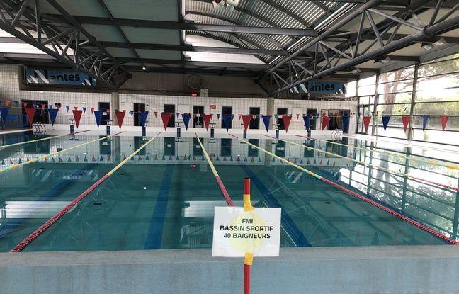 Saint-Herblain: Les pompiers interviennent à la piscine de la Bourgonnière pour des émanations irritantes