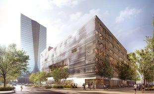 Le projet de Cité scolaire internationale à Marseille