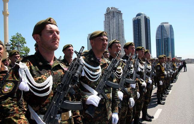 nouvel ordre mondial   Russie: L'attaque d'une église en Tchétchénie fait cinq morts, quatre rebelles et un policier